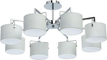 Люстра подвесная MW-light Сайрус 721010308 8*40 W Е14 220 V подвесной светильник vitaluce 8 х е14 40 вт e14 40 вт