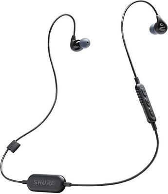 Вставные наушники Shure SE 112-K-BT1-EFS черные стоимость