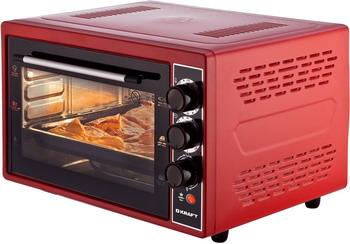 Электропечь Kraft KF-MO 3804 KR красный