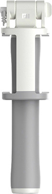 Штатив для селфи Xiaomi Mi Selfie Stick (wired remote shutter) FBA 4075 CN (XMZPG 04 YM) серый цена и фото