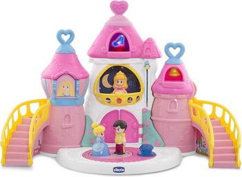 цены на Развивающий центр Chicco Волшебный замок принцесс Disney  в интернет-магазинах