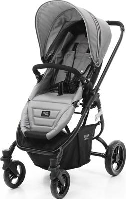 Коляска Valco baby Snap 4 Ultra Cool Grey 9867 фото