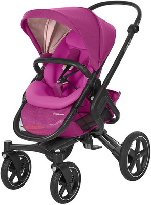 купить Коляска Maxi-Cosi Nova 4 Frequency Pink 1303410110 дешево