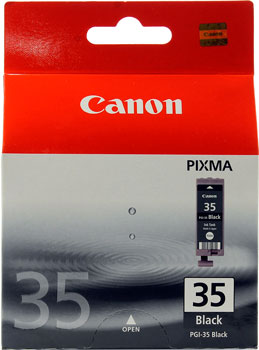 Картридж Canon PGI-35 1509 B 001 Чёрный