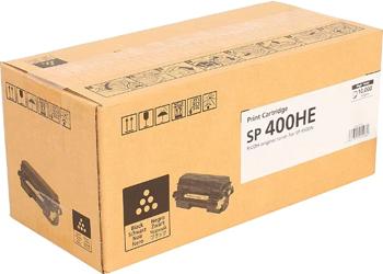 Принт-картридж Ricoh SP 400 HE 408060 Чёрный