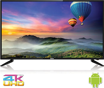 4K (UHD) телевизор BBK 43 LEX 6056/UTS2C
