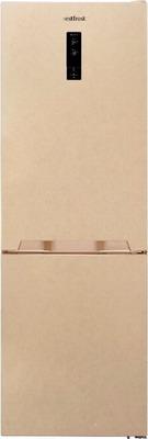 лучшая цена Двухкамерный холодильник Vestfrost VF 373 EB