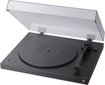 лучшая цена Проигрыватель виниловых дисков Sony PS-HX500
