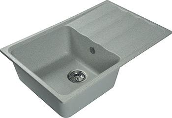 Кухонная мойка Lex Lucerne 780 Space Gray цена и фото