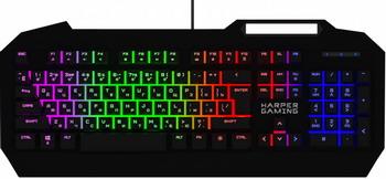 Клавиатура Harper Fulcrum GKB-20