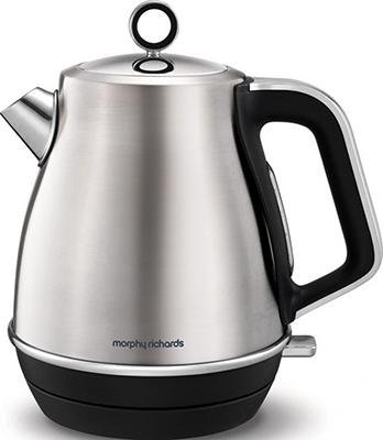 Чайник электрический Morphy Richards Evoke Metallic Jug 104406EE