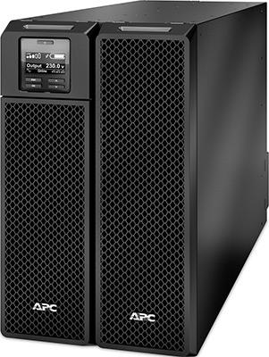 Источник бесперебойного питания APC Smart-UPS SRT SRT8KXLI 8000Вт 8000ВА черный стоимость