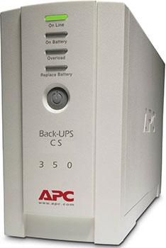 Источник бесперебойного питания APC Back-UPS BK350EI цена