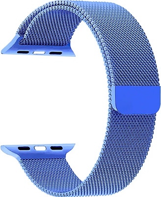 Фото - Ремешок для часов Lyambda для Apple Watch 38/40 mm CAPELLA DS-APM02-40-BL Blue minglilai blue 40