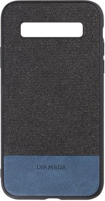 Чехол (клип-кейс) Lyambda CALYPSO для Samsung Galaxy S10 (LA03-CL-S10-BK) Black