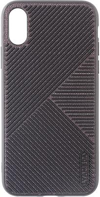 Чехол (клип-кейс) Lyambda ATLAS для iPhone XR (LA10-AT-XR-BK) Black цена