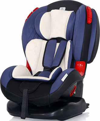 Автокресло Smart Travel ''Premier ISOFIX'' Blue 1-7 лет 9-25 кг группа 1/2 KRES2062 автокресло smart travel leader blue 0 4 года 0 18 кг группа 0плюс 1 kres2077