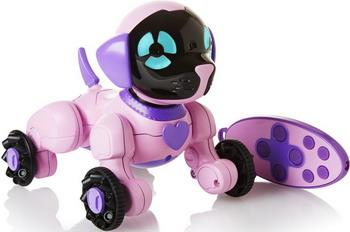 Робот-щенок Wow Wee Чиппи розовый 2804-3817