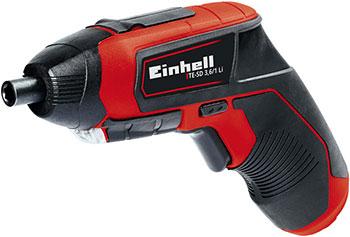 Аккумуляторная отвертка Einhell TE-SD 3 6/1 Li 4513501