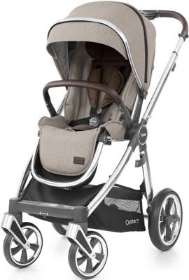 Детская прогулочная коляска Oyster 3 Pebble Mirror 122043