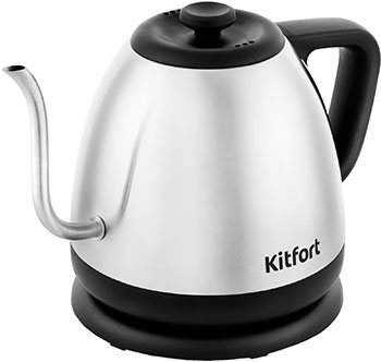 Картинка для Чайник для варки кофе Kitfort