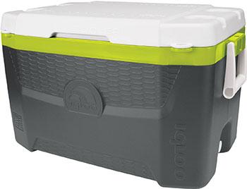 Изотермический пластиковый контейнер Igloo Quantum 55 Green