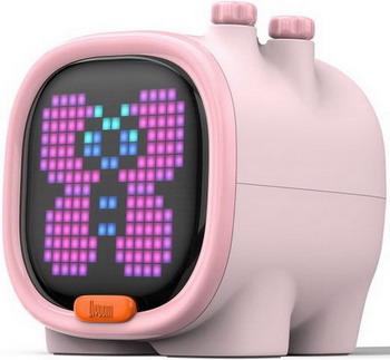 Портативная акустика DIVOOM Timoo PINK (розовый) (90100058119) цена и фото