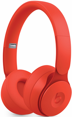 Беспроводные наушники Beats Solo Pro Wireless Noise Cancelling Headphones - More Matte Collection - Red MRJC2EE/A брюки vladi collection vladi collection mp002xw0rkik
