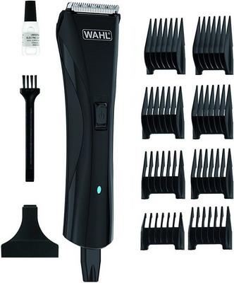 Машинка для стрижки волос и бороды Wahl Hybrid Clipper LED storage case corded 9699-1016
