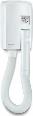 Настенный фен с розеткой для электробритвы помещений повышенной влажностью Valera Hotello Super AC Shaver 1400W 832.02/RT