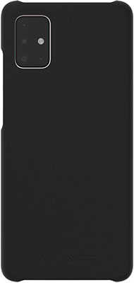 Чехол (клип-кейс) Samsung Galaxy A51 WITS Premium Hard Case черный (GP-FPA515WSABR) клип кейс wits samsung galaxy a51 градиент blue gp fpa515wsblr