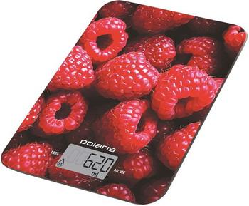 Фото - Кухонные весы Polaris PKS 1068DG Raspberry весы polaris pks 0539dmt