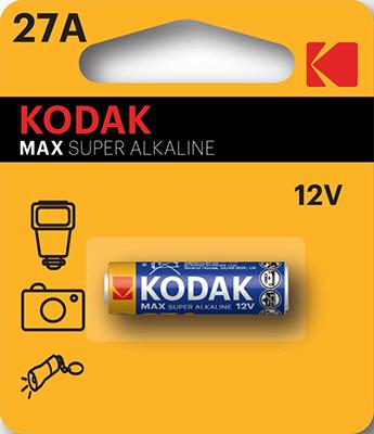 Батарейка KODAK 27A-1BL 30414372-RU1