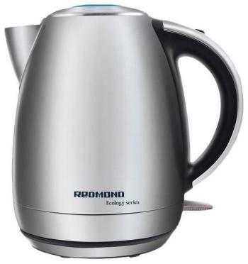 Чайник электрический Redmond RK-M 113 чайник электрический supra kes 1839w 2200 вт нержавеющая сталь 1 8 л нержавеющая сталь