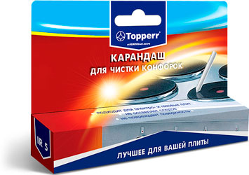 Карандаш для чистки конфорок Topperr 1306 IR5 topperr 1306 ir5