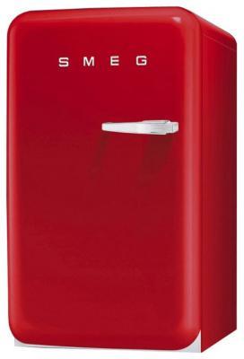Однокамерный холодильник Smeg FAB 10 LR цена