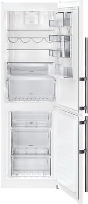 Двухкамерный холодильник Electrolux EN 93489 MW CustomFlex двухкамерный холодильник electrolux en 3452 jow