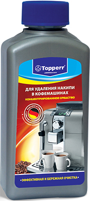 Фото - Чистящее средство Topperr 3006 средство topperr для очистки от накипи кофемашин 3006