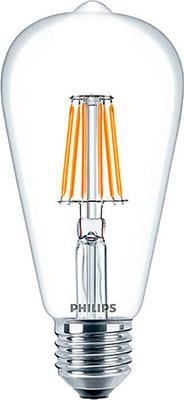 Лампа Philips LEDClassic 3.5-50 W ST 64 E 27 WW CL
