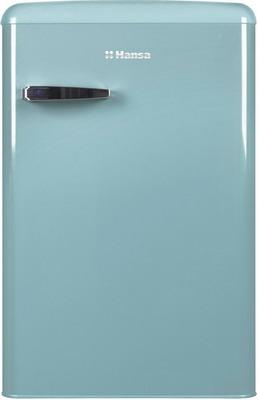 Однокамерный холодильник Hansa FM 1337.3 JAA бирюзовый однокамерный холодильник hansa fm 1337 3 jaa бирюзовый