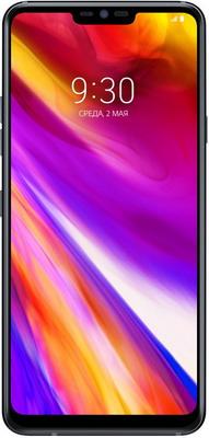 Смартфон LG G7 ThinQ 64Gb черный цена и фото