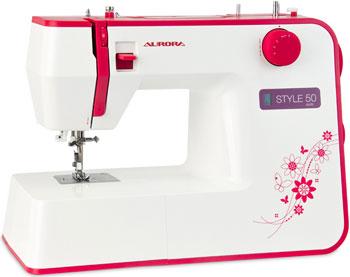 Швейная машина Aurora Style 50 цена и фото