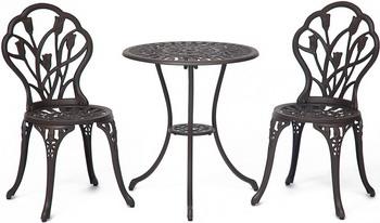 Комплект мебели Tetchair Secret De Maison Waltz of flowers (бронза) 11378 цена и фото