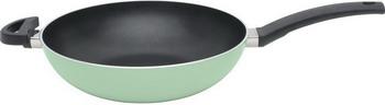 Вок (WOK) Berghoff Eclipse 28см 3 2л (светло-зеленый) 3700109