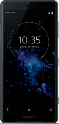 Смартфон Sony Xperia XZ2 compact черный wierss розовый для sony xz2