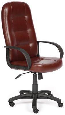 Кресло Tetchair DEVON (кож/зам коричневый/коричневый перфорированный 2 TONE/2 TONE /06) кресло офисное tetchair комфорт ст comfort st доступные цвета обивки искусств коричн кожа 2 tone