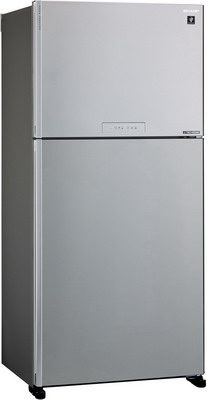 Двухкамерный холодильник Sharp SJ-XG 60 PMSL цена 2017