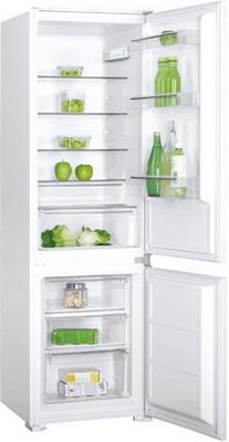 Встраиваемый двухкамерный холодильник Graude IKG 180.0 цена и фото