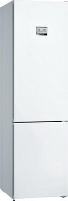 Двухкамерный холодильник Bosch KGN 39 AW 31 R цена и фото
