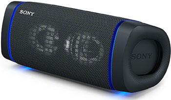 Портативная акустика Sony SRS-XB33B черныйSRS-XB33B черный